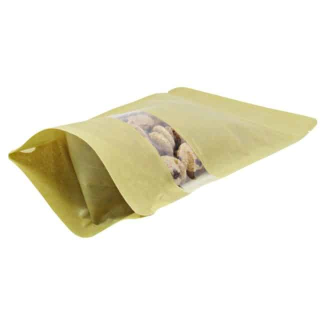stand-up-pouches-rice-paper-PBY9.9-Kraft-Bottom
