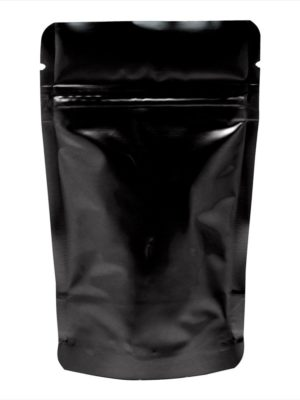 1 oz Stand Up Pouch Black - PBFY