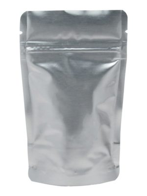 1 oz Stand Up Pouch Silver - PBFY