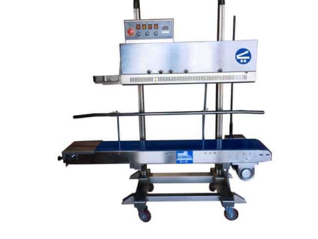 FRM-1120LD Band Sealer Left to Right