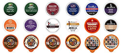 unique custom printing ideas for coffee pod lids 2.0 Keurig brewer compatible